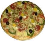 Pizza de Portuguesa 700 gr